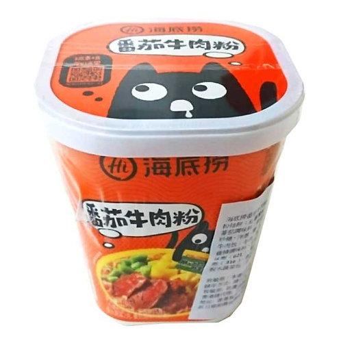 海底撈-蕃茄牛肉粉