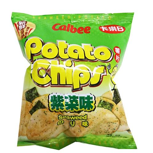 卡樂B 紫菜味薯片