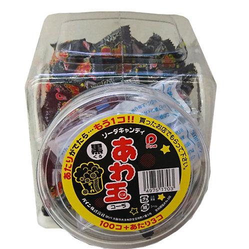 日本汽水糖 (可樂黑色)