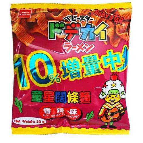 (辣)童星闊條麵雞肉味(39g)