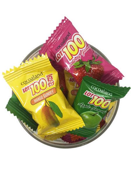 百份百軟糖系列(半磅)(約32粒)