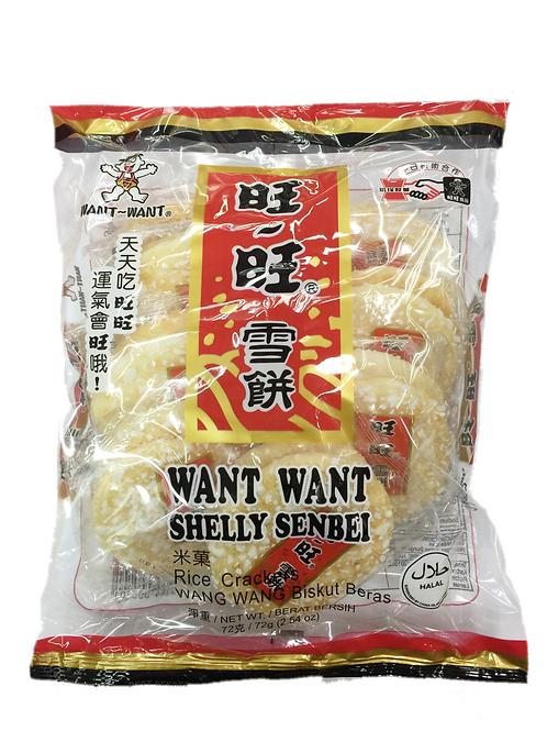 旺旺雪餅(72g)