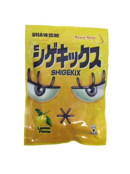 味覺超酸糖(檸檬味)