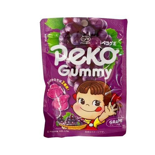 不二家Peko提子軟糖