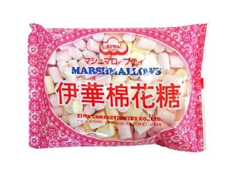 伊華細粒棉花糖