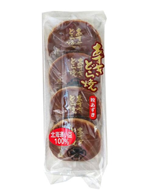 壽粒紅豆銅鑼燒餅