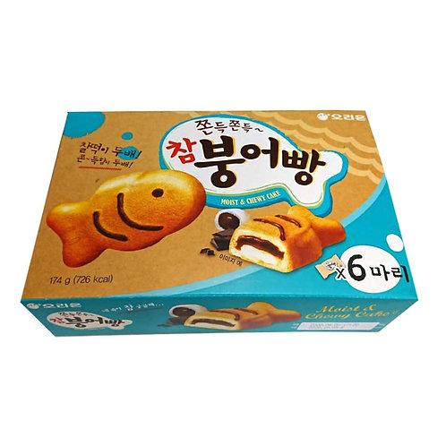 東洋魚仔蛋糕 (6件裝)