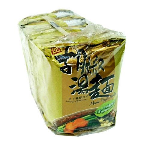 媽咪胡椒素麵(5包裝)