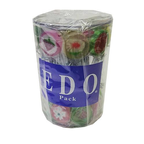 EDO 手造花糖(罐裝)