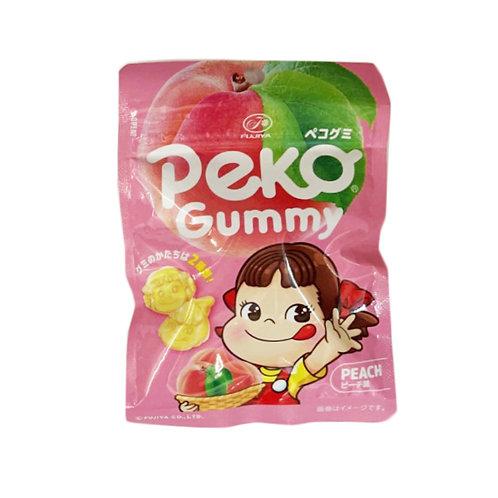 不二家Peko桃味軟糖