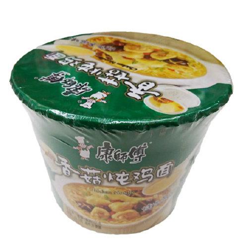 康師傅香菇炖雞杯面
