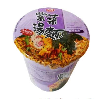 四洲紫菜碗麵