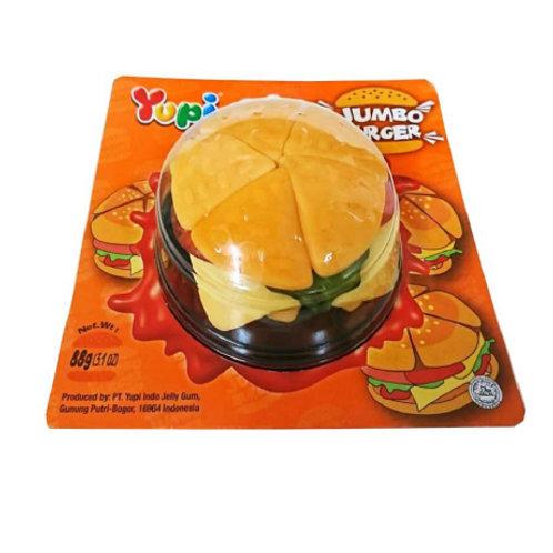 Yupi 巨無霸漢堡包橡皮糖