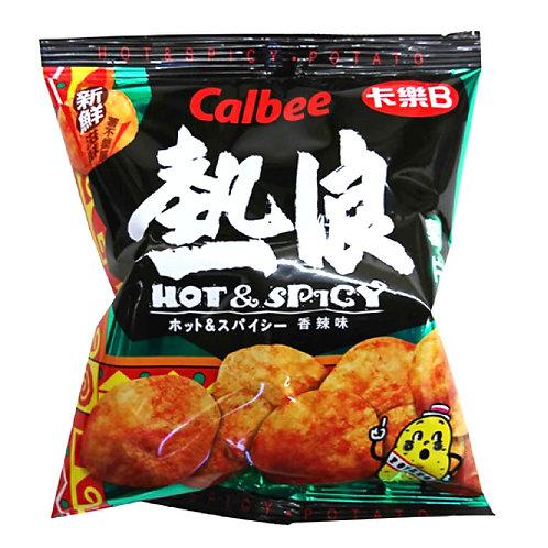 卡樂B 熱浪薯片