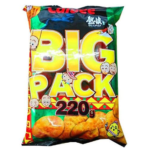 卡樂B 熱浪薯片 (激量) (220g)
