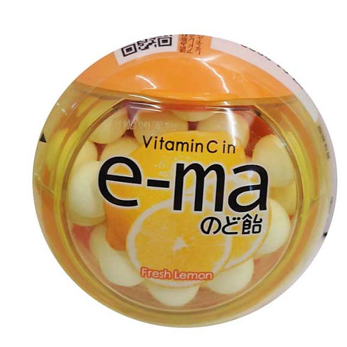 E-ma 糖(檸檬味)