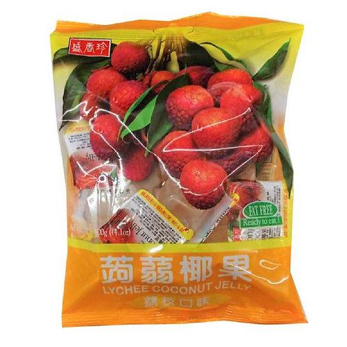 盛香珍-荔枝椰果(400g)