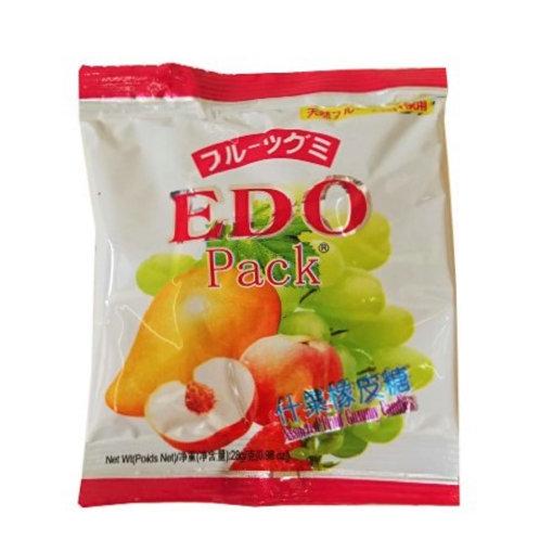 EDO橡皮糖(什果)