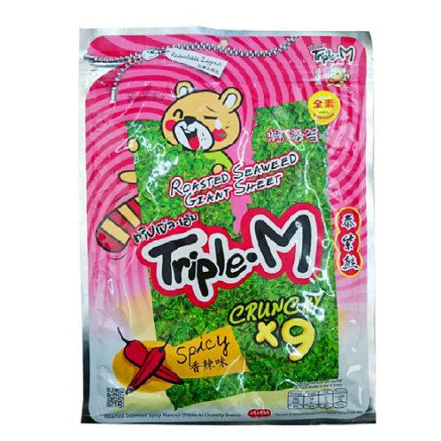 Triple M 辣味紫菜