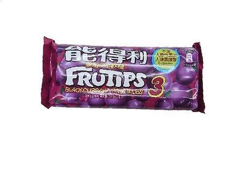 能得利黑加侖子糖(三支裝)