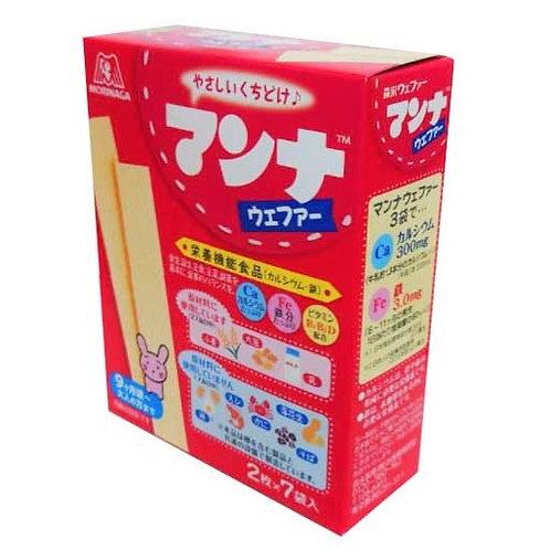 森永Manna BB 威化餅