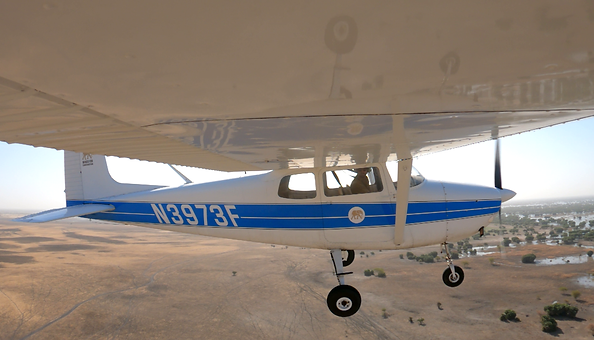 Wings for Conservation Aircraft Conserva