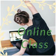 Online Class Start!