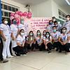 Mobilização do Outubro Rosa é realizado na UPA Nova Serrana