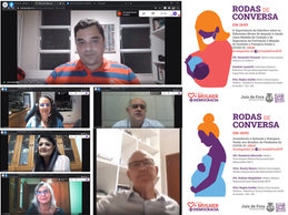 Chefe da Residência de GO do HMTJ participa de debate on-line sobre desafios na pandemia da Covid-19