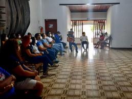 DSEI Porto Velho realiza Semana Interna de Prevenção de Acidentes no Trabalho