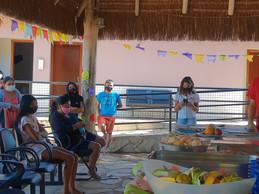 CASAI Nacional Brasília (CASAI/BSB) realiza escambo literário com frutas