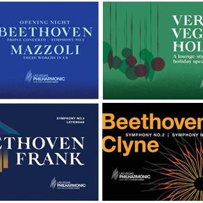 Single Tickets Now on Sale for Las Vegas Philharmonic's 2021-2022 Season