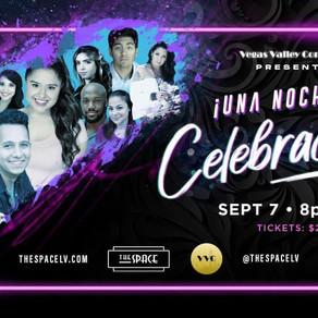 Vegas Valley Concert celebrates ¡Una Noche De Celebración!