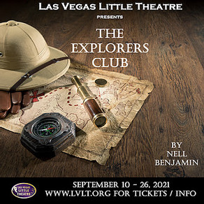 Travel Back in Time with The Explorers Club