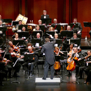Celebrate the return of the Las Vegas Philharmonic to The Smith Center on Oct. 23