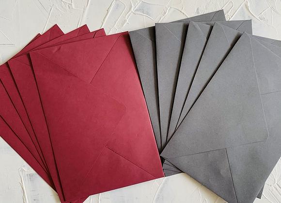 Art envelope set