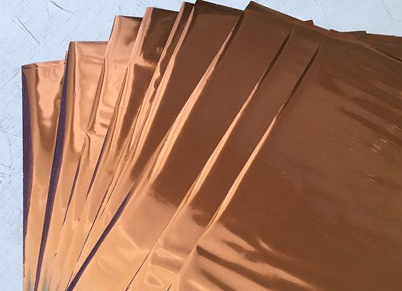 Chocolate color  foil