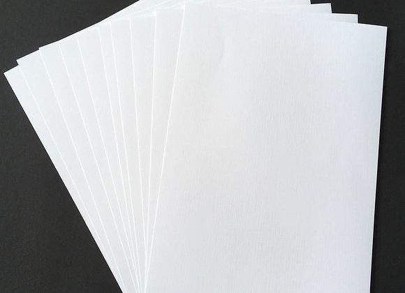 Linen texture 250 gsm