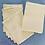 Thumbnail: Cream Handmade deckle edge paper (A5)