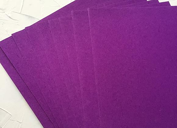 Dark purple paper