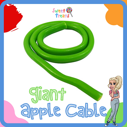 Giant Apple Cable