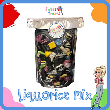 The Ultimate Liquorice Mix Pouch