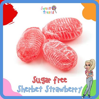 Sugar Free Sherbet Strawberry