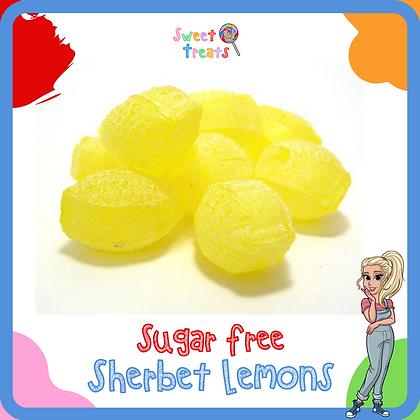 Sugar Free Sherbet Lemons