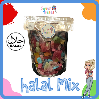 The Ultimate Halal Mix