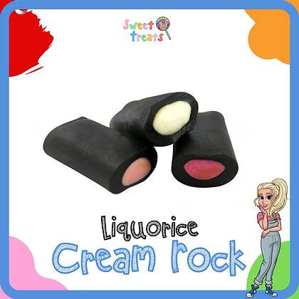 Liquorice Cream Rock