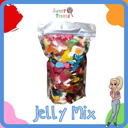 The Ultimate Jelly Mix Pouch
