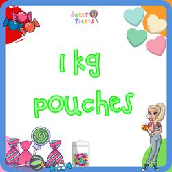 1 kg pouches