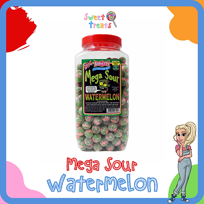 Mega Sour Watermelon