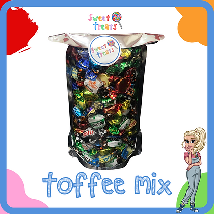 The Ultimate Toffee Mix